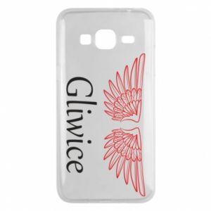 Etui na Samsung J3 2016 Gliwice skrzydła