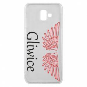 Etui na Samsung J6 Plus 2018 Gliwice skrzydła