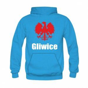 Bluza z kapturem dziecięca Gliwice