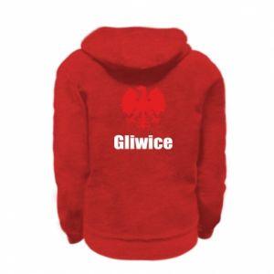 Bluza na zamek dziecięca Gliwice