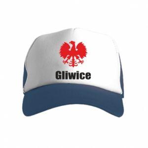 Czapka trucker dziecięca Gliwice
