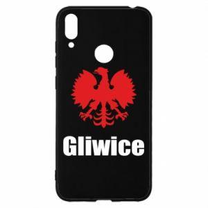 Etui na Huawei Y7 2019 Gliwice