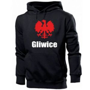 Bluza z kapturem męska Gliwice