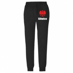 Spodnie lekkie męskie Gliwice