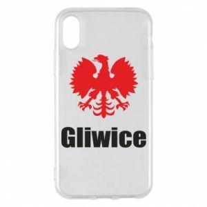 Etui na iPhone X/Xs Gliwice