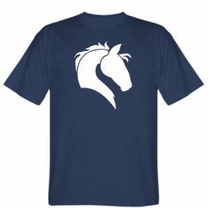 T-shirt Horse head