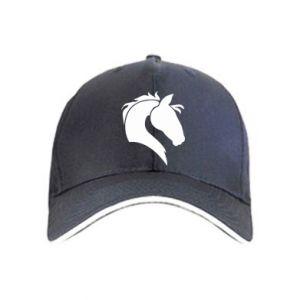 Czapka Głowa konia