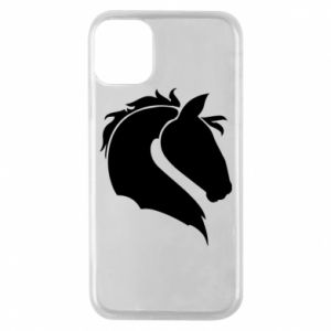 iPhone 11 Pro Case Horse head