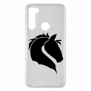 Xiaomi Redmi Note 8 Case Horse head
