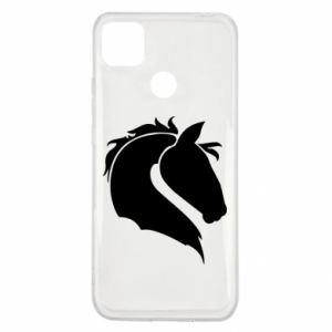 Xiaomi Redmi 9c Case Horse head