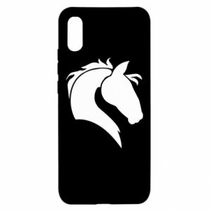 Xiaomi Redmi 9a Case Horse head