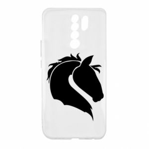 Xiaomi Redmi 9 Case Horse head