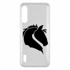Etui na Xiaomi Mi A3 Głowa konia