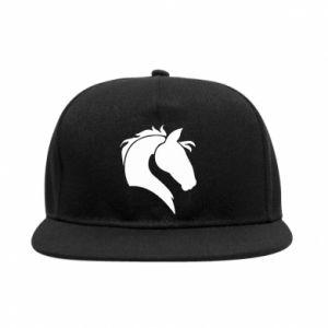 Snapback Głowa konia