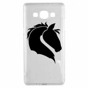 Etui na Samsung A5 2015 Głowa konia