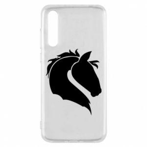 Etui na Huawei P20 Pro Głowa konia