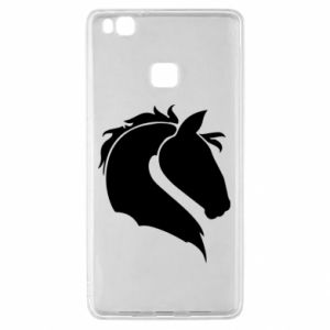 Etui na Huawei P9 Lite Głowa konia