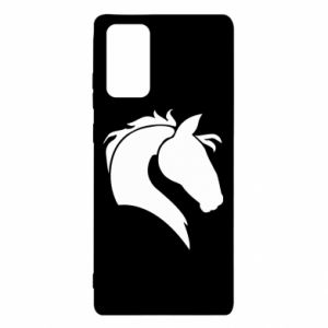 Etui na Samsung Note 20 Głowa konia