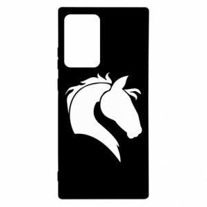Etui na Samsung Note 20 Ultra Głowa konia