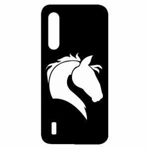 Etui na Xiaomi Mi9 Lite Głowa konia