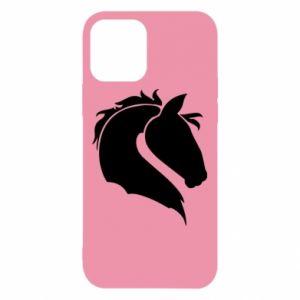 Etui na iPhone 12/12 Pro Głowa konia