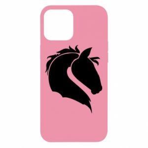Etui na iPhone 12 Pro Max Głowa konia