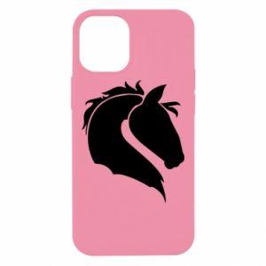 Etui na iPhone 12 Mini Głowa konia