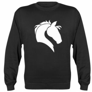 Sweatshirt Horse head