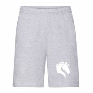 Men's shorts Horse head