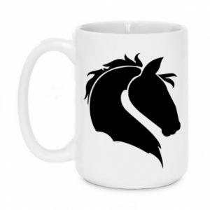 Kubek 450ml Głowa konia - PrintSalon