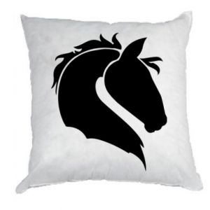 Pillow Horse head