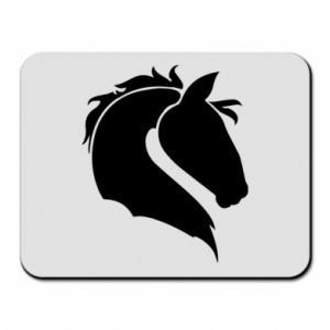 Mouse pad Horse head
