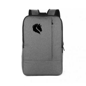Plecak na laptopa Głowa konia - Printsalon