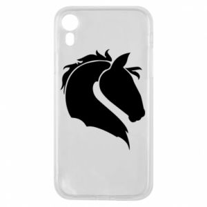 iPhone XR Case Horse head