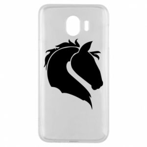 Phone case for Samsung J4 Horse head