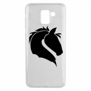 Phone case for Samsung J6 Horse head