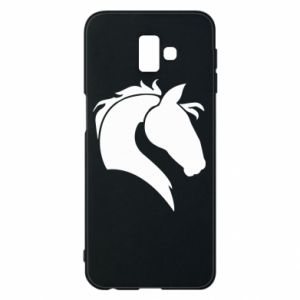 Samsung J6 Plus 2018 Case Horse head