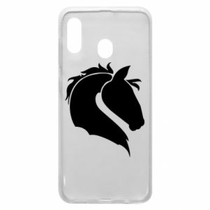 Phone case for Samsung A20 Horse head