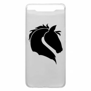 Phone case for Samsung A80 Horse head