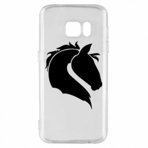 Phone case for Samsung S7 Horse head