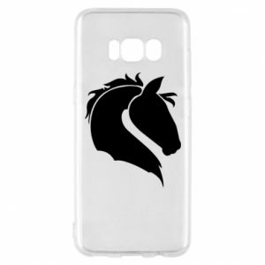 Phone case for Samsung S8 Horse head