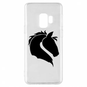 Phone case for Samsung S9 Horse head