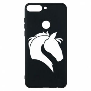 Phone case for Huawei Y7 Prime 2018 Horse head