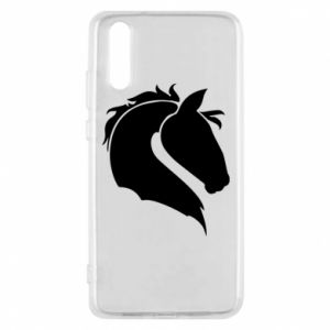 Phone case for Huawei P20 Horse head