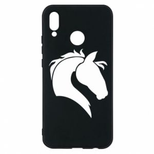 Phone case for Huawei P20 Lite Horse head