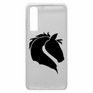 Phone case for Huawei P30 Horse head