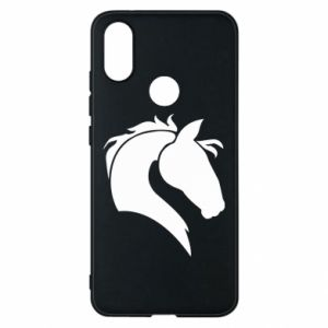 Phone case for Xiaomi Mi A2 Horse head