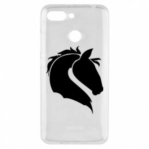 Xiaomi Redmi 6 Case Horse head