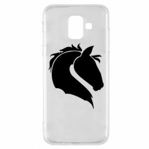 Phone case for Samsung A6 2018 Horse head