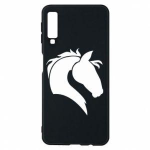 Phone case for Samsung A7 2018 Horse head